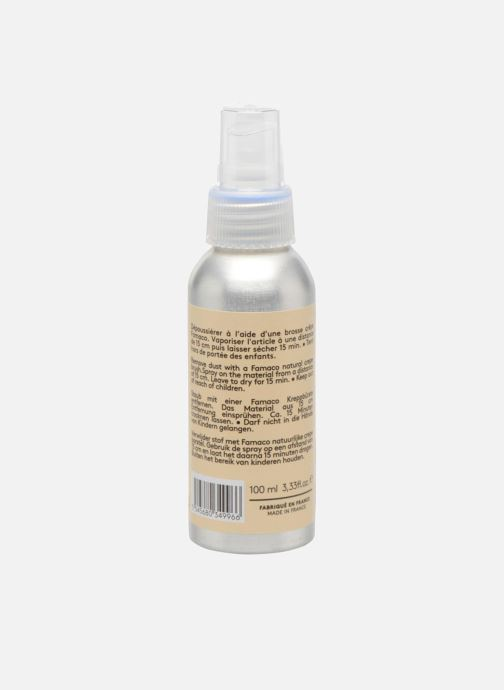 Care products Famaco Suede renovator without gas Colorless view from above