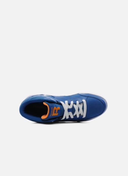 Trainers Reebok Sh311 Blue view from the left