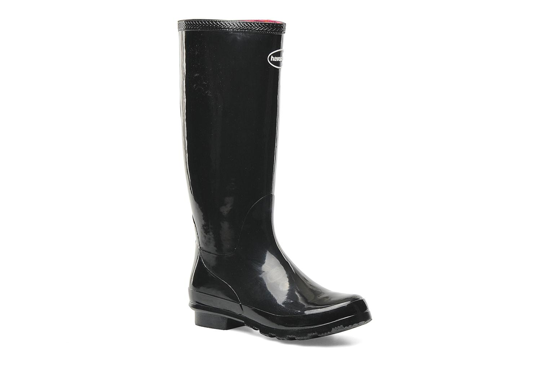 Bottes Havaianas Helios Rain Boots Noir vue détail/paire