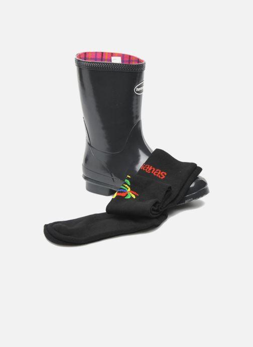 Bottines et boots Havaianas Helios Mid Rain Boots Gris vue 3/4