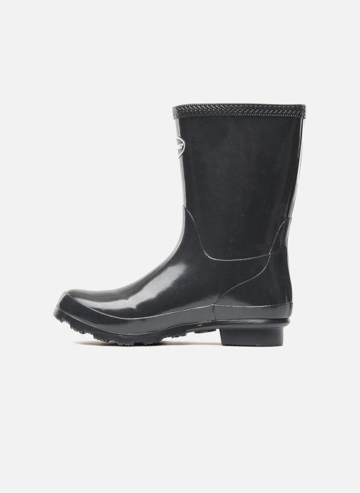 Boots en enkellaarsjes Havaianas Helios Mid Rain Boots Grijs voorkant