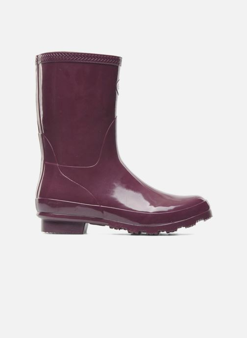 Ankle boots Havaianas Helios Mid Rain Boots Purple back view