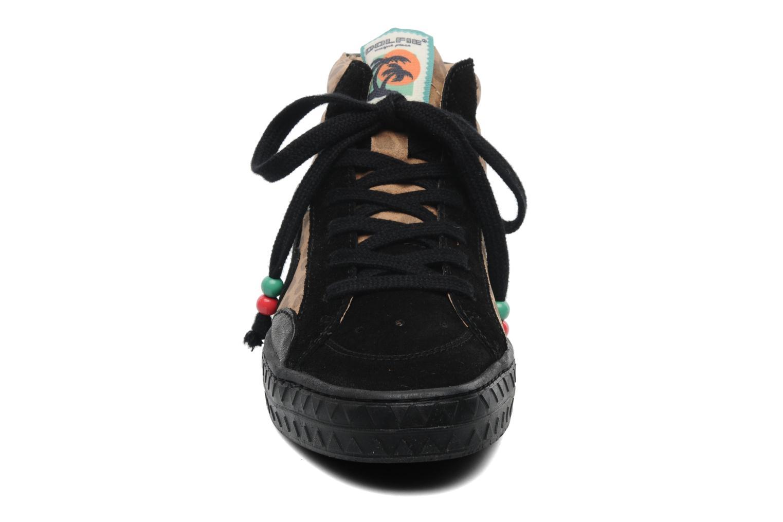 Baskets Dolfie Alan Multicolore vue portées chaussures