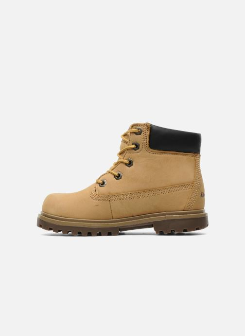 Boots en enkellaarsjes Skechers Mecca Lumberjack Geel voorkant