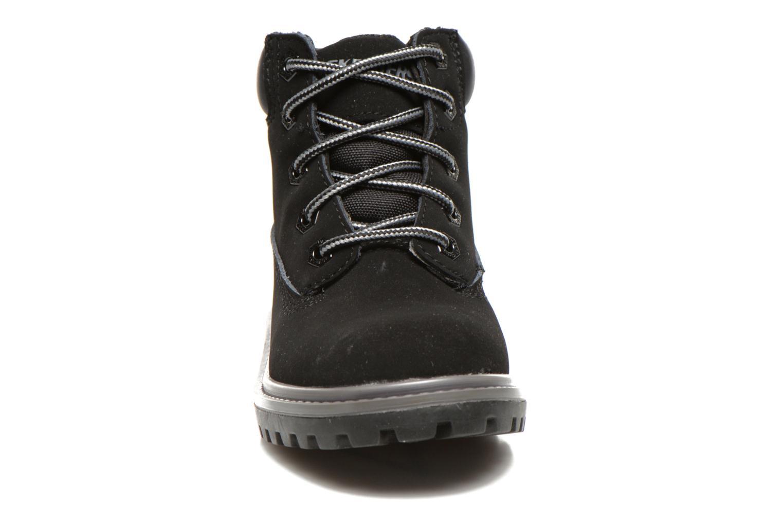 Stiefeletten & Boots Skechers Mecca Lumberjack schwarz schuhe getragen