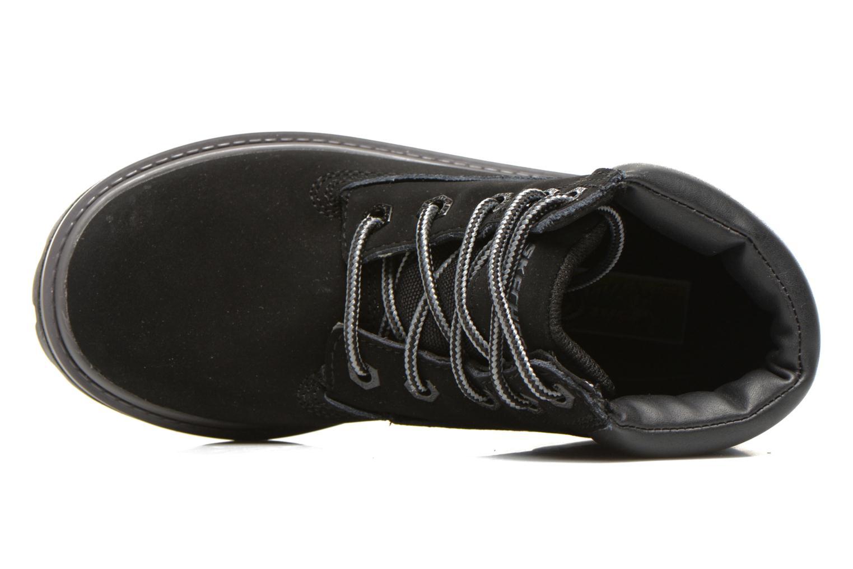Stiefeletten & Boots Skechers Mecca Lumberjack schwarz ansicht von links