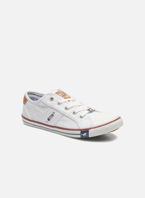Mustang shoes Pitaya (Blanc) - Baskets chez Sarenza (221379) 8613a8f37d7d