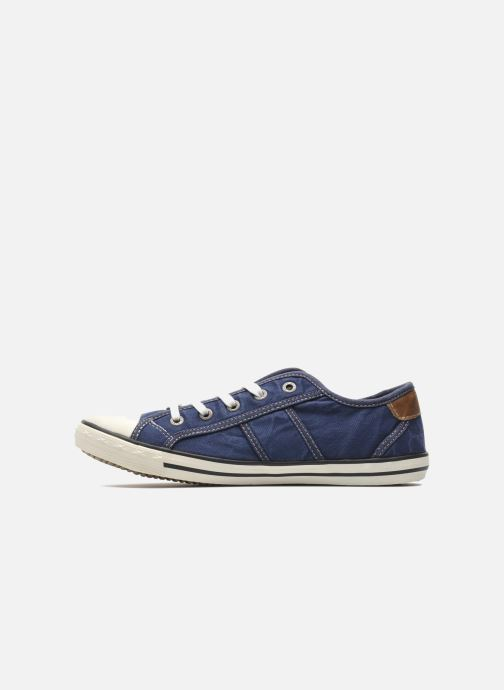 Sneakers Mustang shoes Pitaya Azzurro immagine frontale