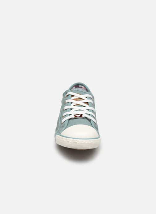 Sneakers Mustang shoes Pitaya Blauw model