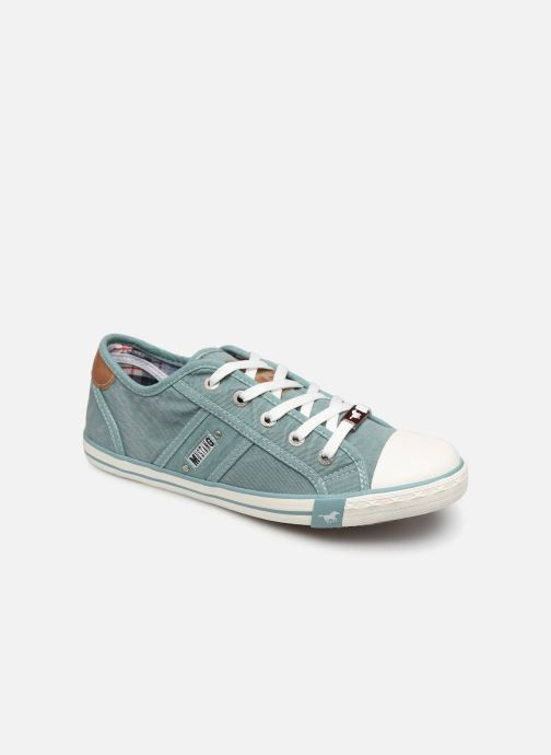 Sneakers Mustang shoes Pitaya Blauw detail