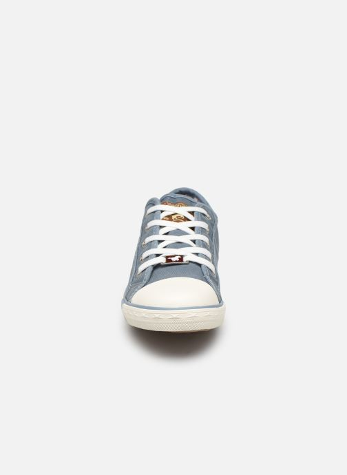 Trainers Mustang shoes Pitaya Blue model view