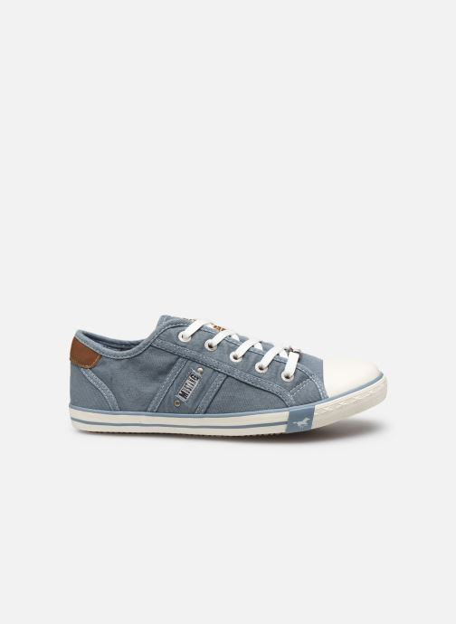 Trainers Mustang shoes Pitaya Blue back view