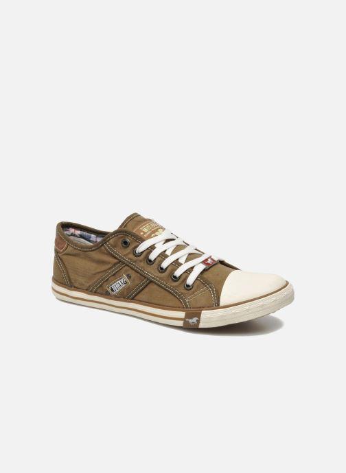 Sneakers Mustang shoes Tista Marrone vedi dettaglio/paio