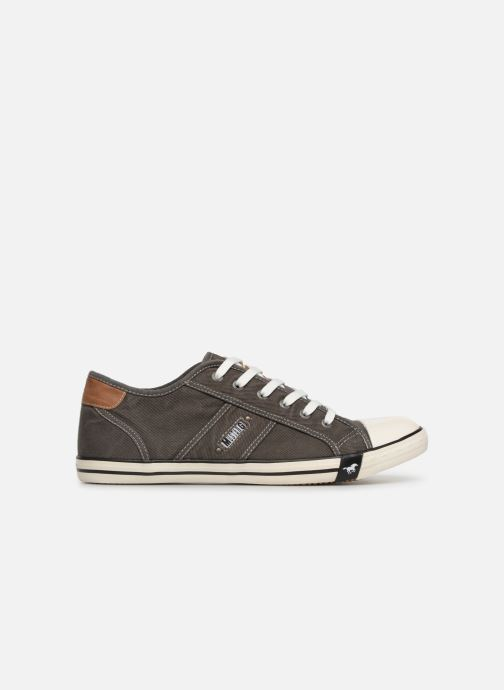 Trainers Mustang shoes Tista Grey back view