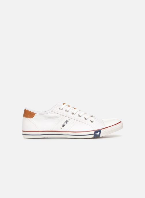Sneakers Mustang shoes Tista Bianco immagine posteriore