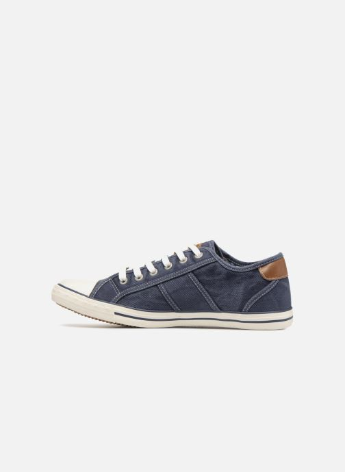Sneakers Mustang shoes Tista Azzurro immagine frontale