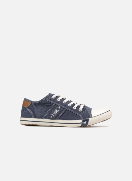 Sneakers Mustang shoes Tista Azzurro immagine posteriore