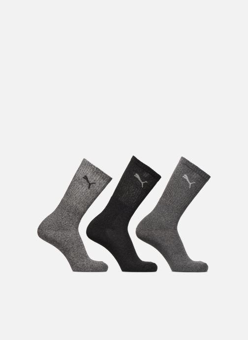 Chaussettes et collants Puma Socks SPORT CREW - LOT DE 3 Multicolore vue détail/paire