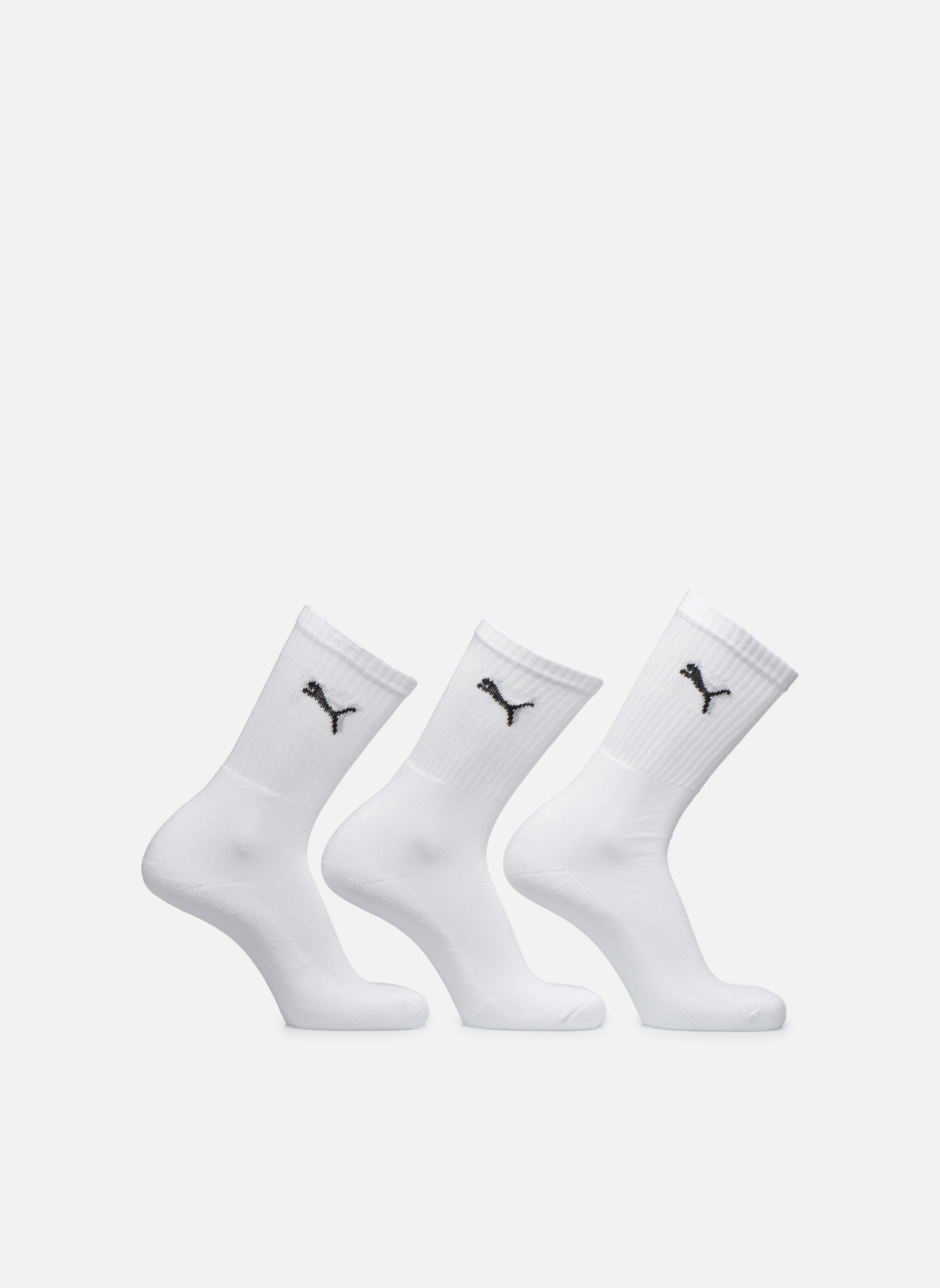 Socks & tights Puma Socks Sport White detailed view/ Pair view