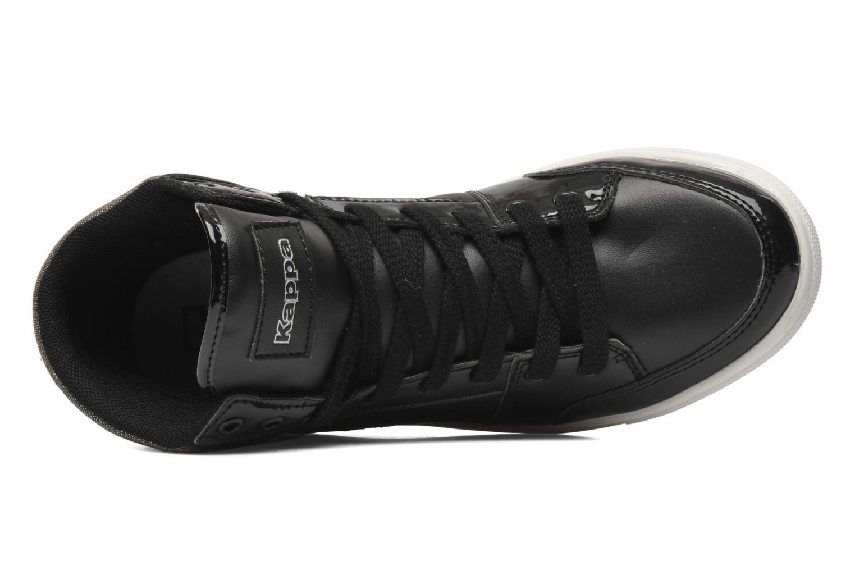 Sneakers Kappa Ubos Sort se fra venstre