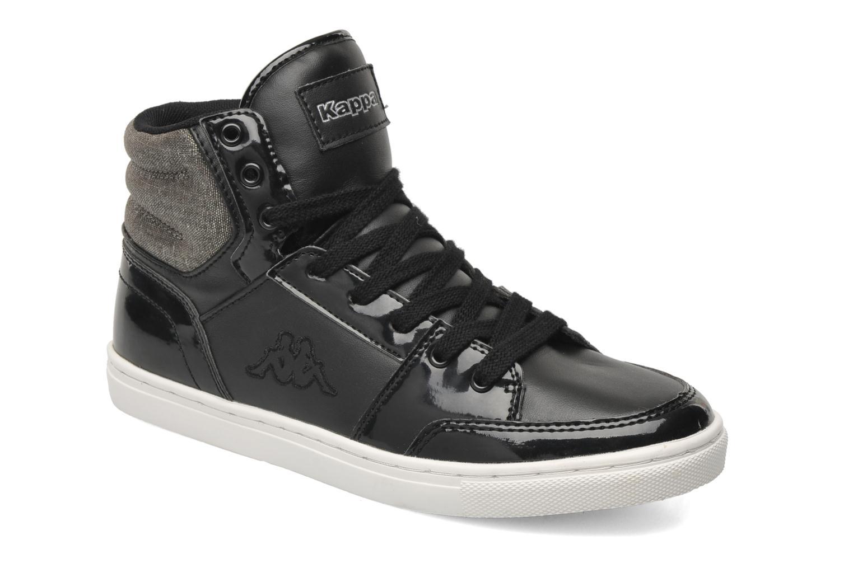 Sneakers Kappa Ubos Sort detaljeret billede af skoene