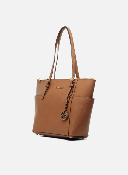 Michael Michael Kors JET SET TZ TOTE (braun) Handtaschen