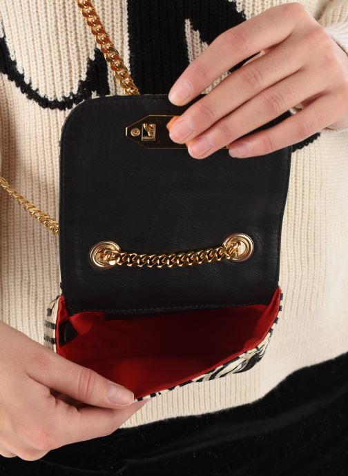 Handtassen MySuelly Baby Charlotte Multicolor achterkant