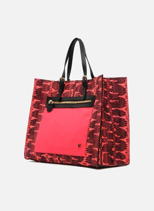 Handtaschen MySuelly Jo rosa schuhe getragen