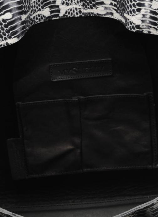Handtassen MySuelly Jo Zwart achterkant