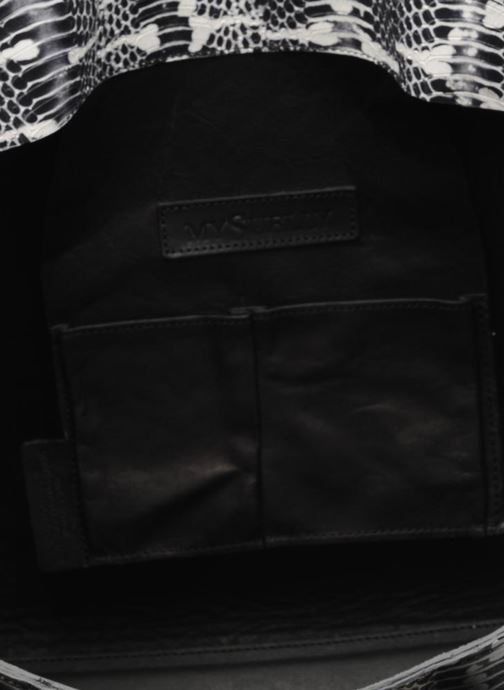 Handtaschen MySuelly Jo schwarz ansicht von hinten