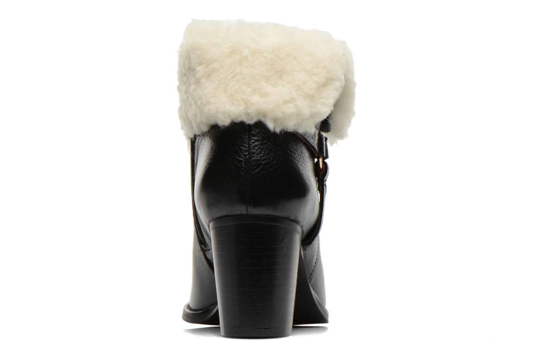 Bottines et boots Georgia Rose Chalet Noir vue droite