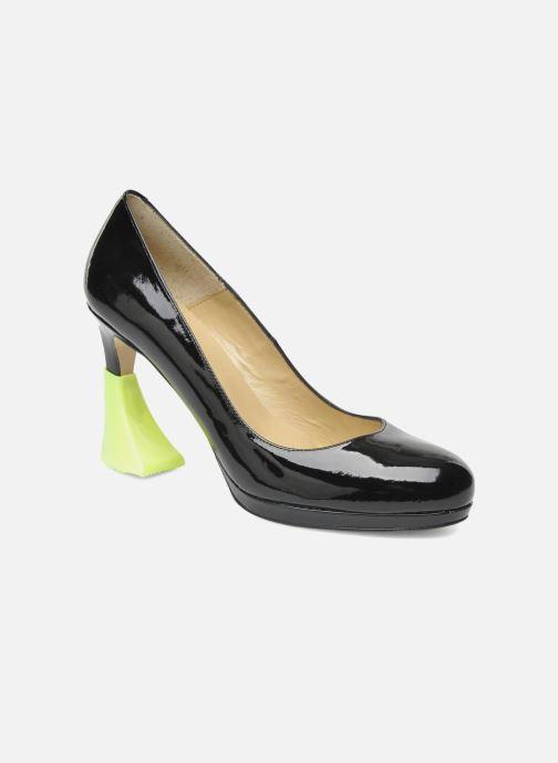 Plejeprodukter Heelbopps Hælbeskytter Gul se skoene på