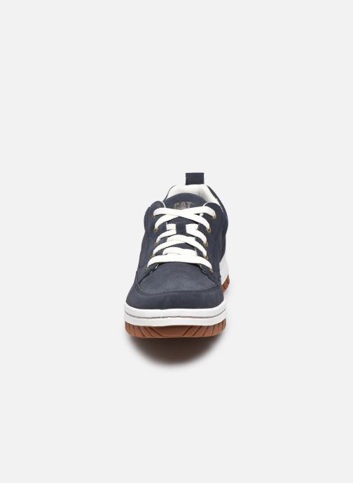 Sneaker Caterpillar Decade blau schuhe getragen