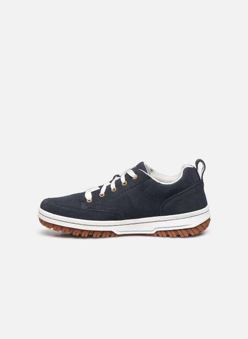 Sneaker Caterpillar Decade blau ansicht von vorne