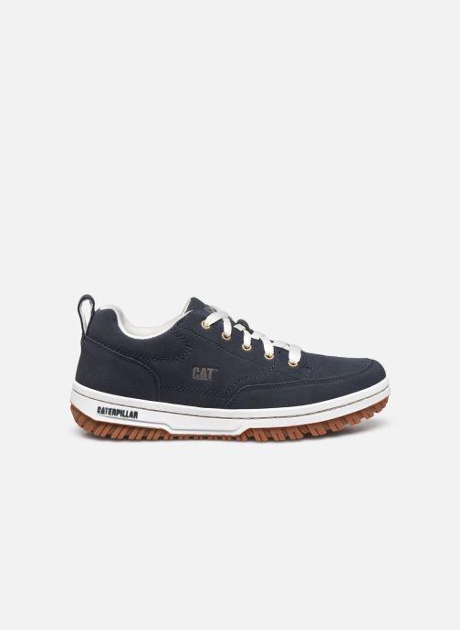 Sneaker Caterpillar Decade blau ansicht von hinten