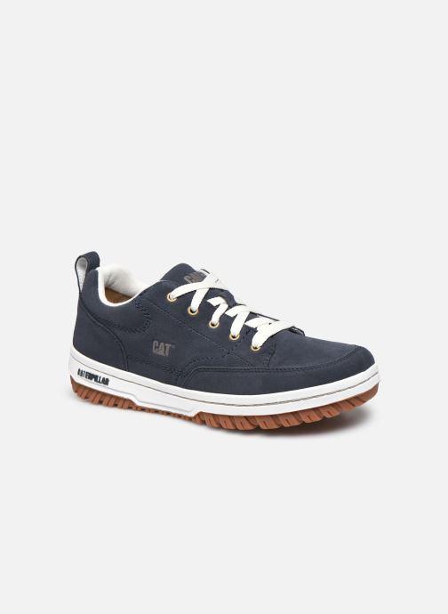 Sneaker Caterpillar Decade blau detaillierte ansicht/modell
