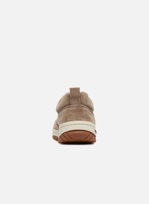 Sneaker Caterpillar Decade beige ansicht von rechts