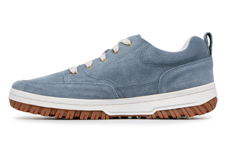 Sneakers Caterpillar Decade Azzurro immagine frontale