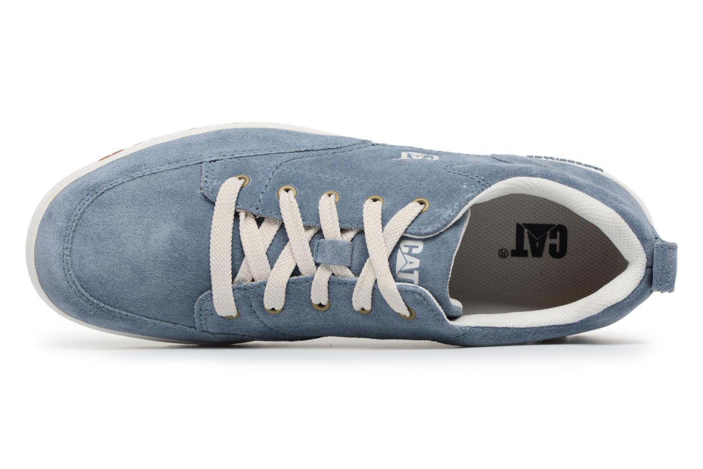 Sneakers Caterpillar Decade Azzurro immagine sinistra