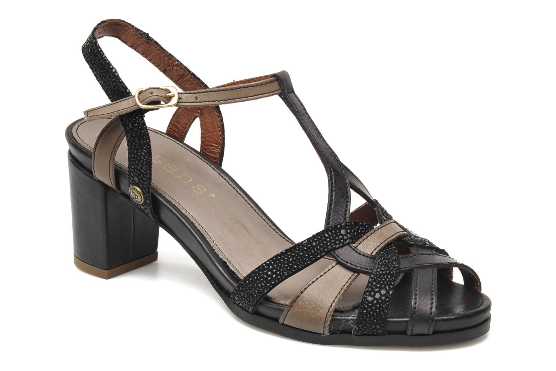 Sandales et nu-pieds Neosens Moll 484 Noir vue détail/paire