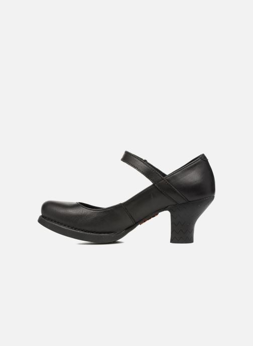 Zapatos de tacón Art Harlem 933 Negro vista de frente