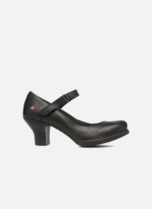 Zapatos de tacón Art Harlem 933 Negro vistra trasera