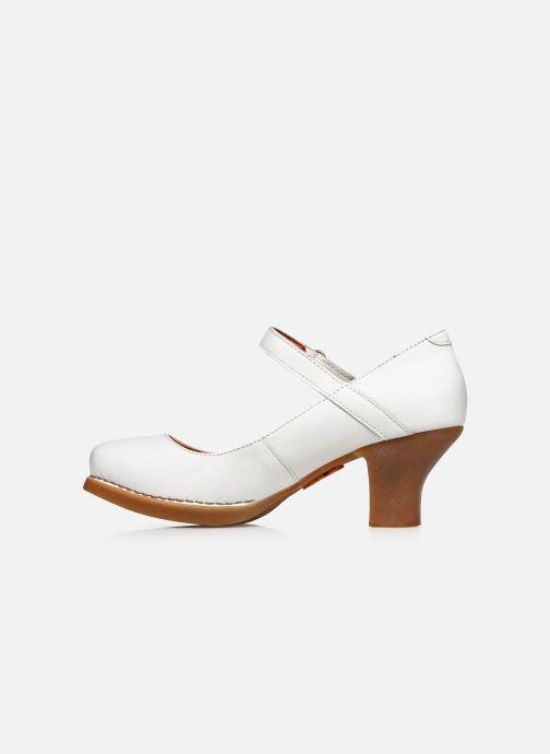 Zapatos de tacón Art Harlem 933 Blanco vista de frente