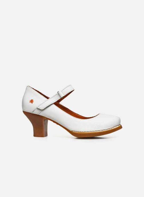 Zapatos de tacón Art Harlem 933 Blanco vistra trasera