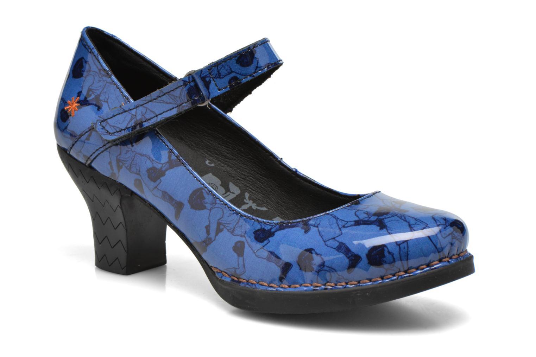 Escarpins Art Harlem 933 Bleu vue détail/paire