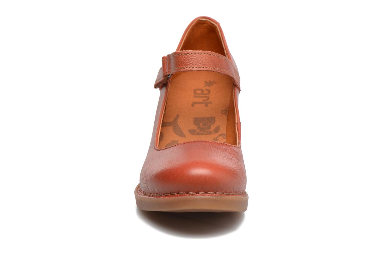 Escarpins Art Harlem 933 Rouge vue portées chaussures