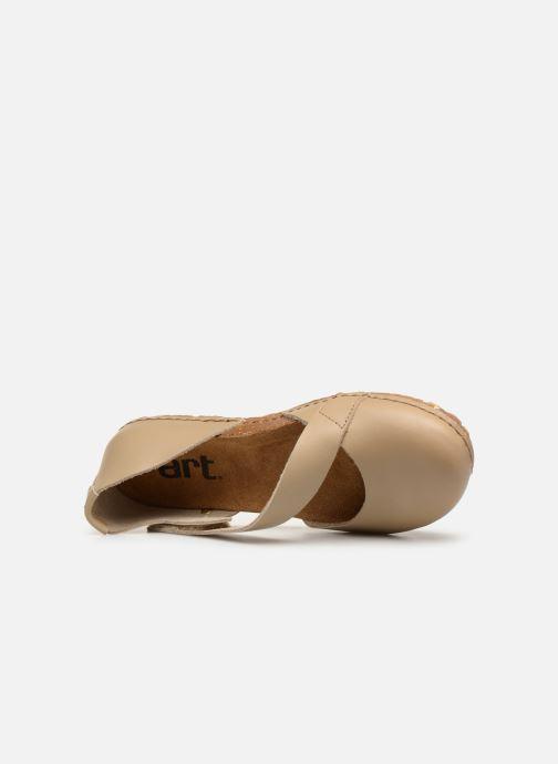 Ballerinas Art Creta 442 beige ansicht von links