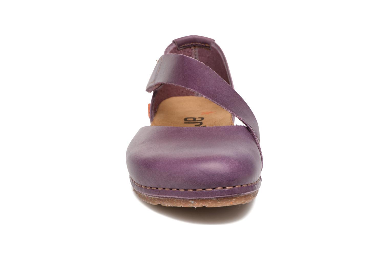 Ballerines Art Creta 442 Violet vue portées chaussures