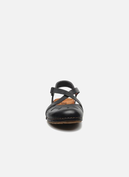 Sandalen Art Creta 449 schwarz schuhe getragen