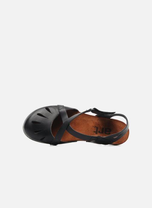 Sandaler Art Creta 449 Sort se fra venstre